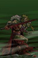 king grayskull colors by chachaman