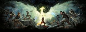 Dragon Age: Inquisition by BevH0531