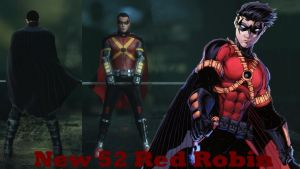 New 52 Red Robin by TheEspio001