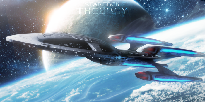 Theurgy Ascent | Star Trek: Theurgy by Auctor-Lucan