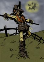 Batmans Scarecrow by Mel-the-shadow-lover