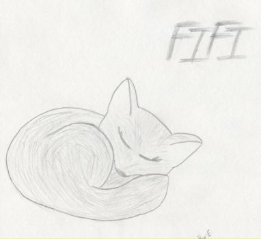 Fifi sleepy by Big-E
