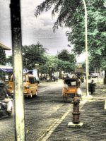 Streetscape by kawl4sure