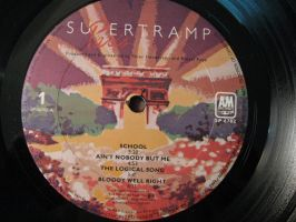 SUPERTRAMP: PARIS, label by Kublakhan27