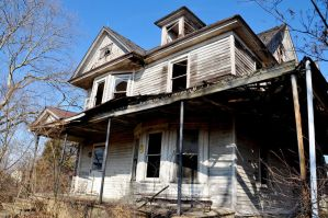 Haunted House stock 6 by FairieGoodMother