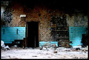 A Door In The Middle by Hluthvik