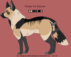 Creature-Exchange Design for Kayosa by ABOMinableSpectra
