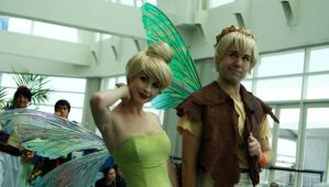 Tinkerbell Terence Comic-Con by Chingrish