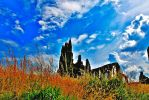 Whitby Abbey by HexeMistelzweig