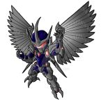 Commission: Darkhawk Strike by GuyverC