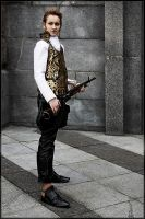 FF XII - Balthier by m-snark