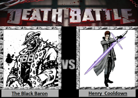 DEATH BATTLE Black Baron vs Henry Cooldown peek by Breloom-Da-Bassgod