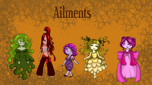 Ailments by death-g-reaper