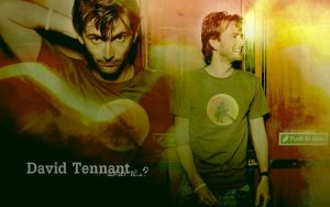 David Tennant - What else? by BloodyDeath11