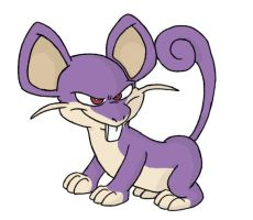 019 - Rattata by Winter-Freak
