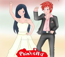 Contest PnF Pelicula!!!!! by Franshii