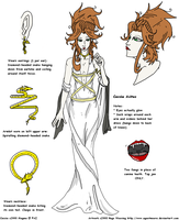 Cassia Refsheet by AgentMoore