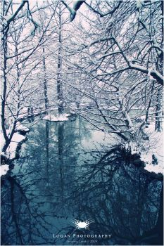 Milan - Lagoon and snow by LoganX78