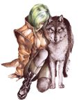 You're no dog... You're a wolf by Mohiniel