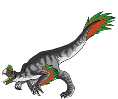 :CE: The Oviraptor by Zs99