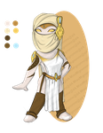 Desert Mage Adoptable Auction :CLOSED: by MissMignonne