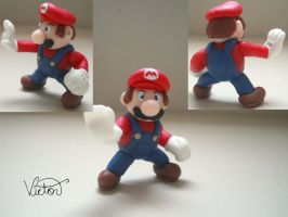 Mario Bros by VictorCustomizer