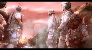 Spec Ops: The Line 2 Promo by lolcopter121