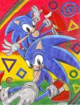 Sonic Generations by SupaSilver