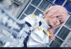 Lightning [Final Fantasy XIII-2] cosplay by JOVI by jiocosplay