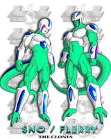 The Clones- Sno and Flerry by ruga-rell