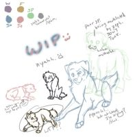 CS puppehs :3 -wip- by RBSRdesigns