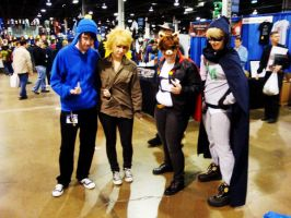 South Park: Coon and others by KumagorosBeamTeam