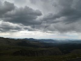 Mount Evans (2) by LiriusMagi