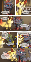 Cain and Mabel - chapter 1 pg 2 by SilverVanadis