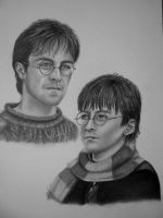 Harry Potter by KateFrankienaBeck