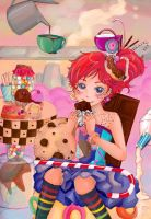 heaven of sweets by hotame