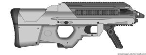 Hive Industries Mk I Stinger (SMG) by Scarlighter