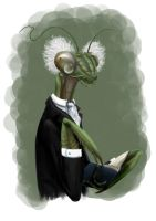 Dr. Mantis by Supaslim
