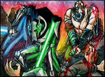 Grievous: Grievous Team Up -Entry- by PurpleRAGE9205