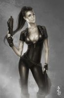 Mercenary by d-liliane