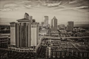 Old Tampa by jeffcrass