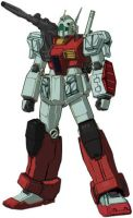 RGC-180 GM Cannon Semi-Striker by RedZaku
