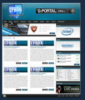 eproX.gaming Clandesign v2 by BAS-design