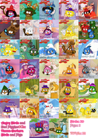 +All Hanna-Barbera Birds and Pigs+ by NoahandHaroldsgirl