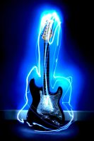 Light works - Guitar by AlanSmithers
