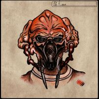 Plo Koon by nrgnx