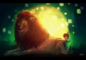 Little Lion Man by camibee
