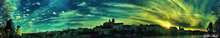 Basel City by venicequeenf