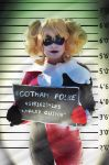 Arrested - Harley Quinn by Kibamarta