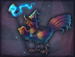Magickal Fowl by Firequill